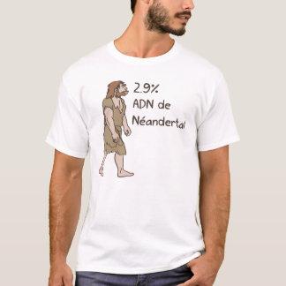 2,9% Neanderthal-Franzosen T-Shirt