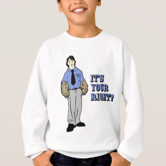 2. Änderungs-Bärn-Arme Sweatshirt
