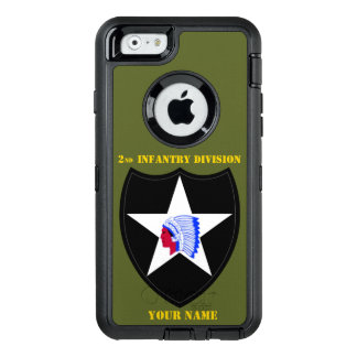 2. INFANTERIEDIVISION OtterBox iPhone 6/6S HÜLLE