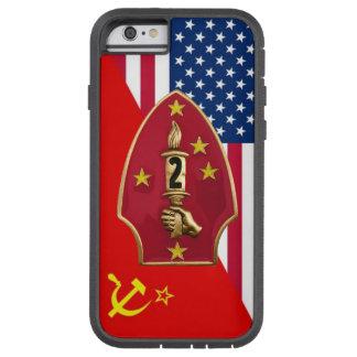 "2. Marineinfanteriedivision ""kalter Tough Xtreme iPhone 6 Hülle"