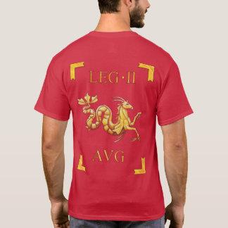 2 römischer Legio II Augusta Vexillum T - Shirt