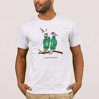 2. Tag T-Shirts des Weihnachten(2