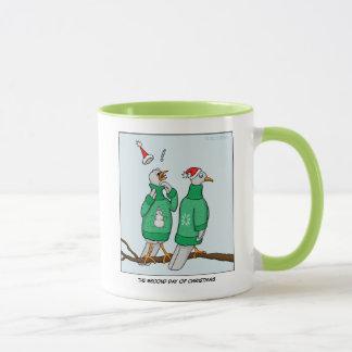 2. Tag Tasse der Weihnachten(zwei