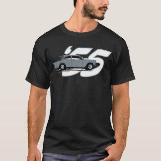 2-weg-schwarze Spitze '55 Chevy T-Shirt