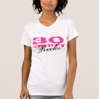 30. Geburtstags-Shirt | dreißig Felsen! T-Shirt