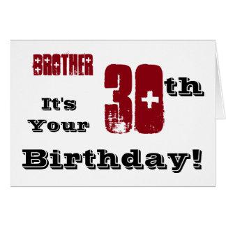 Geschenk Zum 30 Geburtstag Bruder Wohn Design