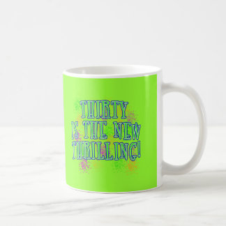 30 ist die neuen aufregenden Produkte Kaffeetasse