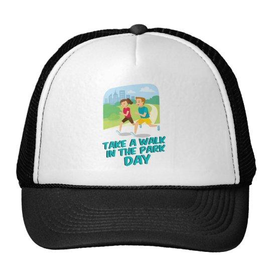 30. März - machen Sie einen Spaziergang am Kultcaps