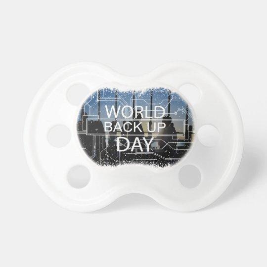 31. März - Weltaushilfstag Schnuller
