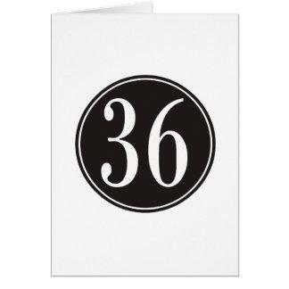 #36 KARTE