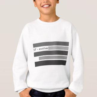 37 entwickeln graue Skala Sweatshirt
