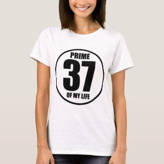 37 - höchste Vollkommenheit meines Lebens T-Shirt