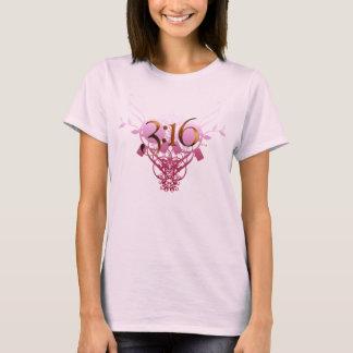 3:16 Herz-Strudel T-Shirt