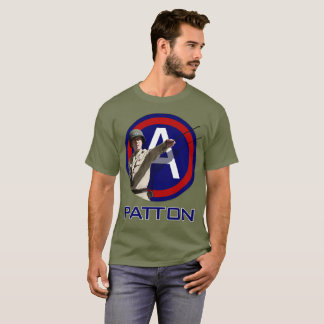 3. Armee-T - Shirts General-Patton