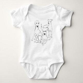 3 Iggy Baby Onsie Baby Strampler