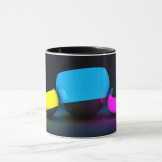 3 Lichter Tasse