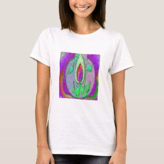 3. MUSTERN Sie 6. RICHTUNG belichtete GEISTIGE T-Shirt