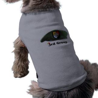 3. Tierärzte der Kraft-Gruppen-grünen Barett-SFG Shirt