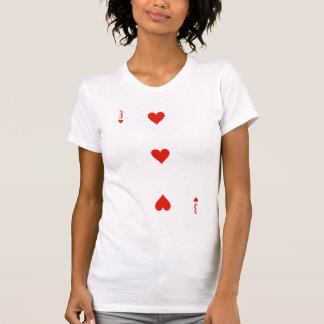 3 von Herzen (von) T-Shirt