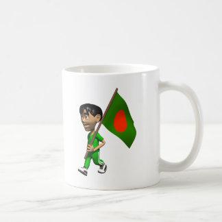 3D Bangladesch Tasse