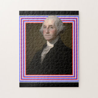 3D GEORGE WASHINGTON PUZZLESPIEL