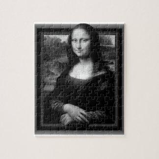 3D MONA LISA PUZZLESPIEL [NUR 8X10]