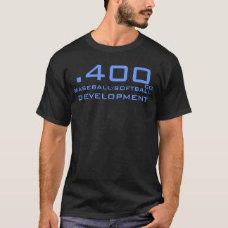 .400, BASEBALL/SOFTBALL, ENTWICKLUNG, Co. T-Shirt
