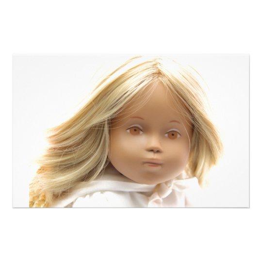 40223 Sasha Baby Puppe Irka Briefpapier