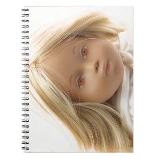 40223 Sasha Baby Puppe Irka Notizbuch