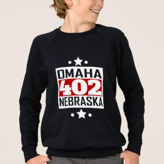 402 Omaha Ne-Postleitzahl Sweatshirt