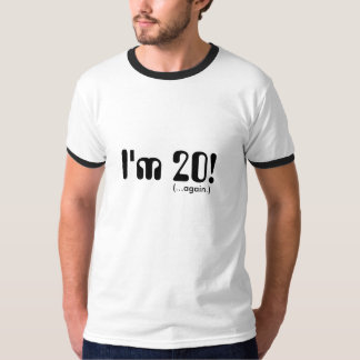 40. Jahr-Geburtstags-Shirt T-Shirt