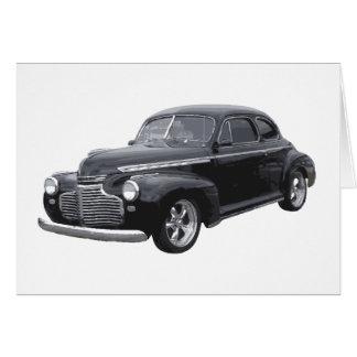 41 Chevy Coupé Karte
