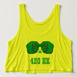 420 HK TANK TOP