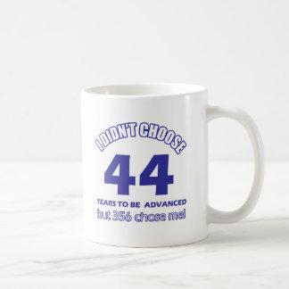 44 Jahre Förderung Kaffeetasse