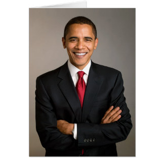 44. Präsident Barack Obama Karte