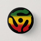 45 Einsatz-Button: Reggae-Version Runder Button 2,5 Cm
