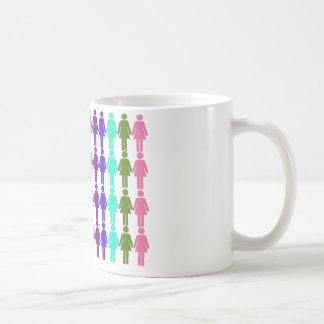 48000 Frauen Kaffeetasse