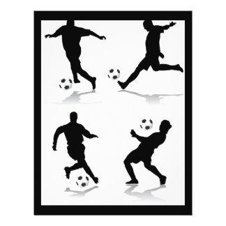 4 footballeurs prospectus