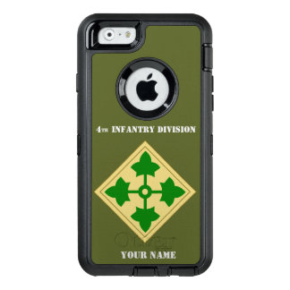 4. INFANTERIEDIVISION OtterBox iPhone 6/6S HÜLLE