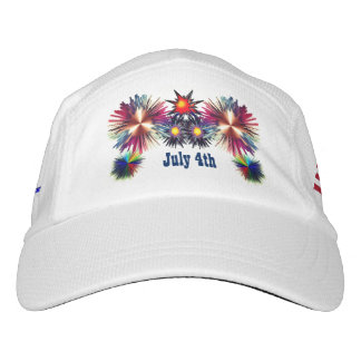 4. Juli USA Headsweats Kappe