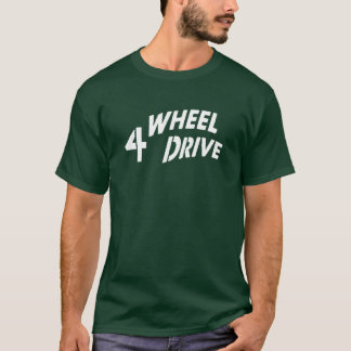4 RAD-ANTRIEB T-Shirt