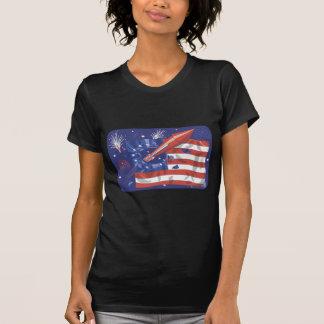 4. von Juli-Feier T-Shirt