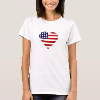 4. von Juli-Herzen T-Shirt