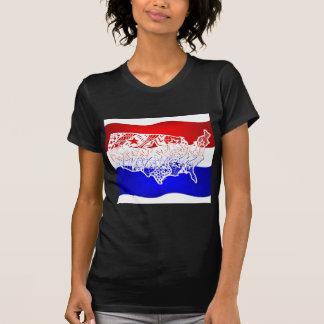 4 von Juli USA T-shirt