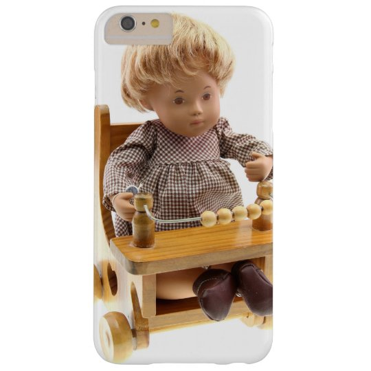 501  Sasha Baby honey blonde Sandy Barely There iPhone 6 Plus Hülle