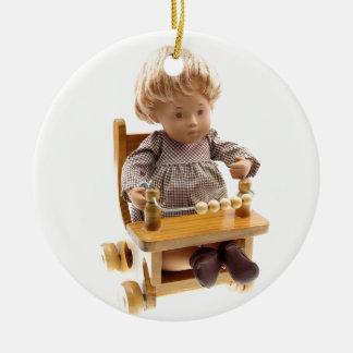 501  Sasha Baby honey blonde Sandy Ornament