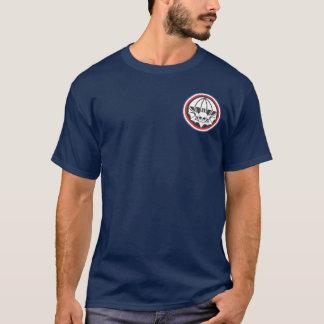 502nd PIR Widowmaker + Luft-Angriff Wings T - T-Shirt