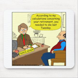 508 benötigt die letzten Dienstag Cartoon Mousepad