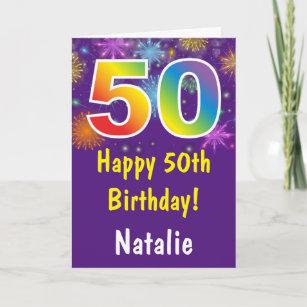 Mann geburtstag 50 50 Geburtstag