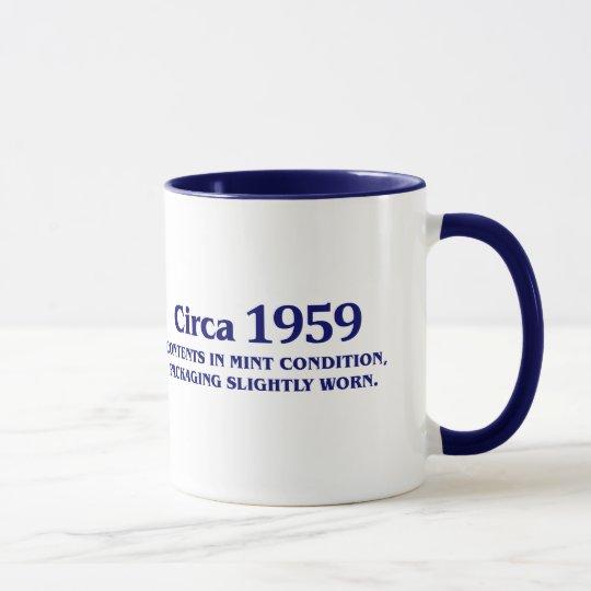 50. Geburtstagsgeschenke für Verkauf! Tasse